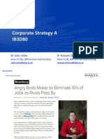 Corporate Strategy a Lecture 1