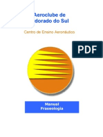 Manual de Fraseologia Aeronáutica