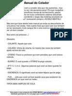 Manual Do Colador