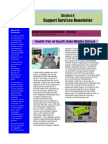 Local District 6 Support Services Jan 2010 Newsletter