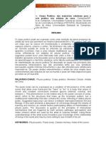 Alexandre Ferreira - Corpo Poético Das Memórias Celulares Para a Expressão Em Physis Poética Nos Artistas Da Cena