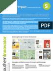 Southern Innovator Impact Summaries 2012 to 2014