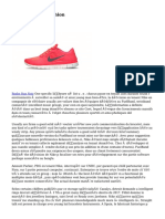 Nike Free Run Fashion