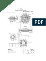 Tesla Patent,,,,Rotating Magnetic Field Using...Und a Ferrite Toroid1