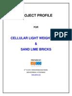 CLC & Sand Lime Bricks