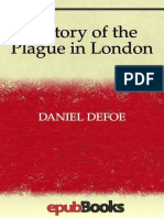 Defoe History of the Great Plague in London