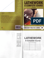 Workshop Practice Series 34 - Lathework a Complete Course