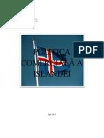 Politica Comerciala a Islandei