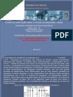 Sistemas Elétricos Marítimos - Ele 75 - Aulas 24 e 25