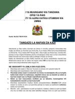 Tangazo January kiswahili-2014.pdf