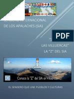 Dossier Apalaches Villuercas