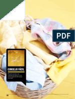 Catalogo Zanussi de Lavadoras, Secadoras y Lavavajillas 2013-2014
