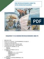 t 5-El Sexenio Revolucionario (1868-74) Blog