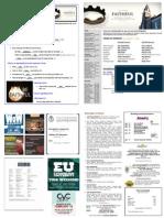 Bulletin for 01-11-2015