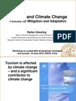 Climatul Si Turismul
