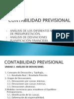 Contabilidad Previsional, Unidad 2