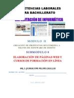MOD 8 INFO 2015paginaweb