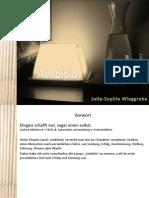 projekt lampe broschre komplett