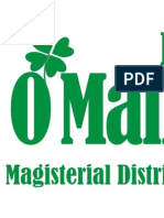 Brian O'Malley for Magistrate Campaign Announcement
