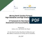 Moving North Carolina Forward