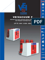 VEIVacuum Medium Voltage Circuit Breaker