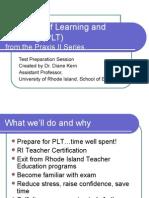 PLT info