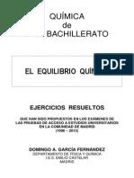 7. Equilibrio Químico - Acceso a La Universidad