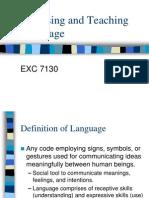 Language Assessment Notes