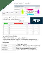 Factura en Visual Basic