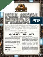 Full Metal Fridays 1.2.4