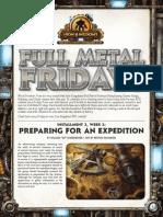 Full Metal Fridays 1.3.2