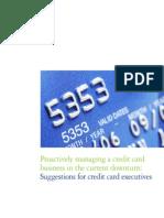 Credit Card Risks Deloitte