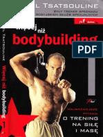 Pavel Tsatsouline - Więcej Niż Bodybuilding 1