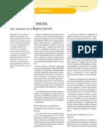 Analisis de la Reforma de la Ley  del INCES