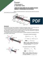 Problemas Mecanica de Solidos II