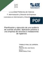 TFC Auditoría Emp Vig - Alejandro San José