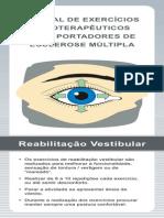 Manual Fisioterapia Reabilitacao Vestibular