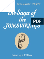 The Saga of the Jómsvikings