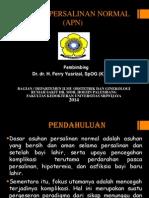 Asuhan Persalinan Normal (APN) Fix