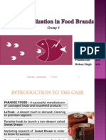 Product Management_ Food Brands