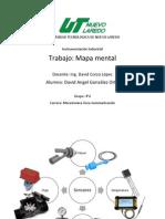 Mapa Mental de sensores