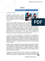 Lectura Administracion Hotelera Unidad2