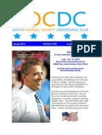 Jan 2015 SOCDC Newsletter