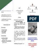 Educazione Affettività 2014 - Volantino