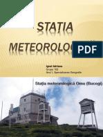Statia Meteorologica
