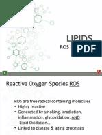 Controling Lipid Oxidation