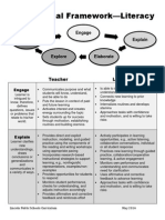 lps instructional framework 5e