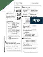 Worksheets 2 3