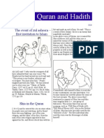 Shia in Quran and Hadith Final