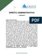 Prof, Jose Aras - Simulado da OAB XIII